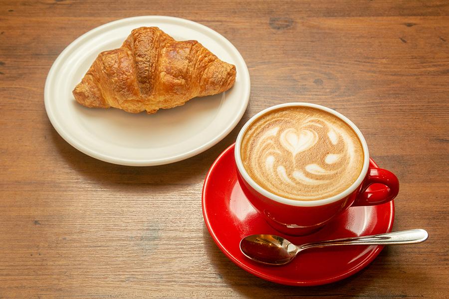 ドロップコーヒー 「デニッシュセット」