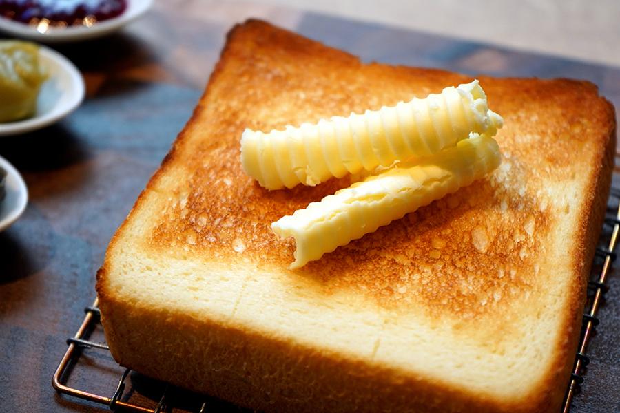 嵜本 田園調布店 バター