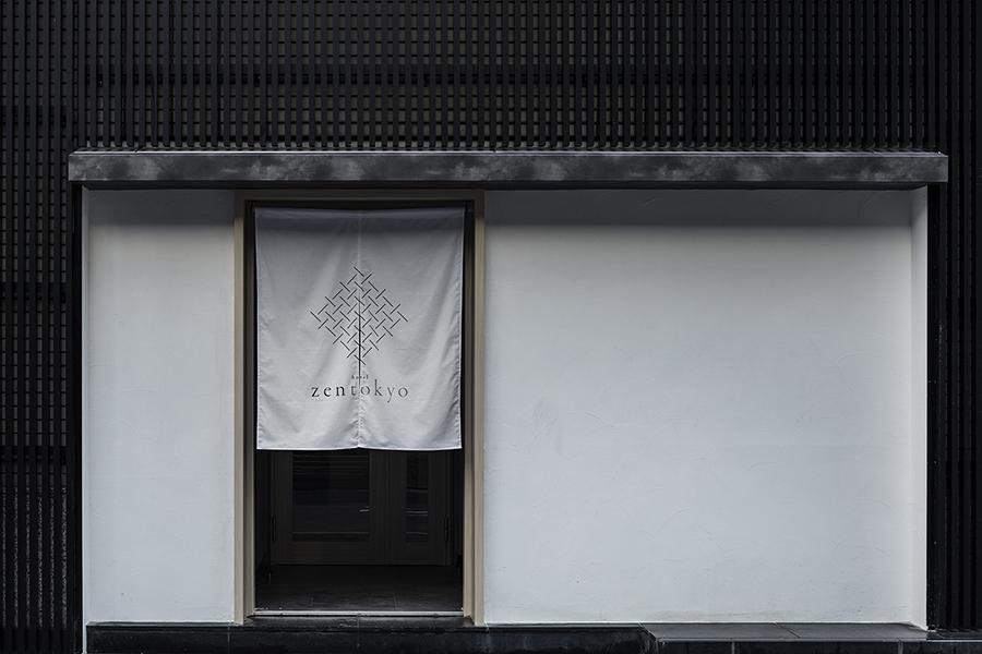 hotel zen tokyo 外観