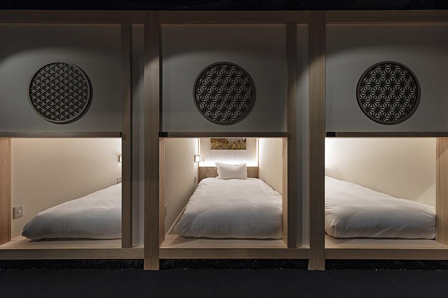 hotel zen tokyo カプセルルーム