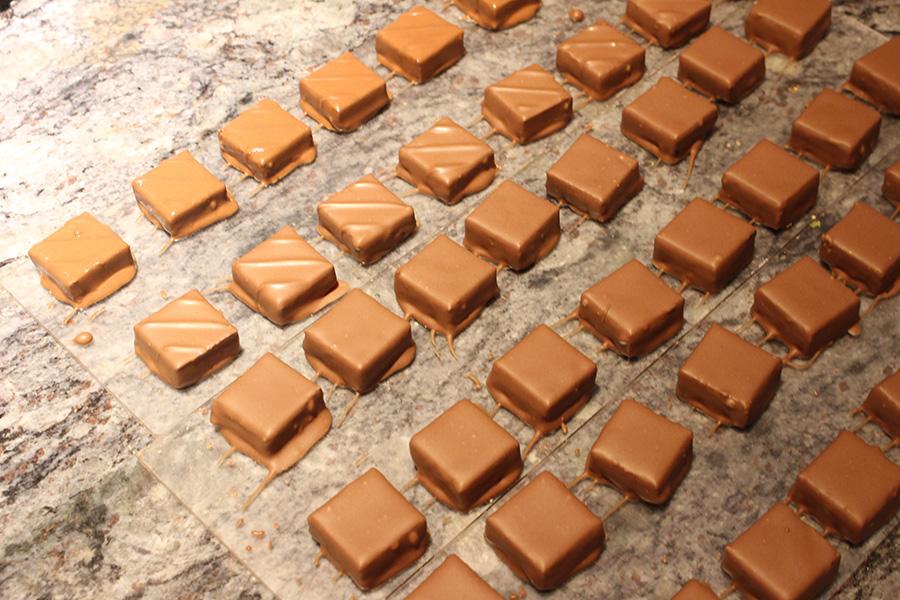 アーティチョークチョコレート トリュフ