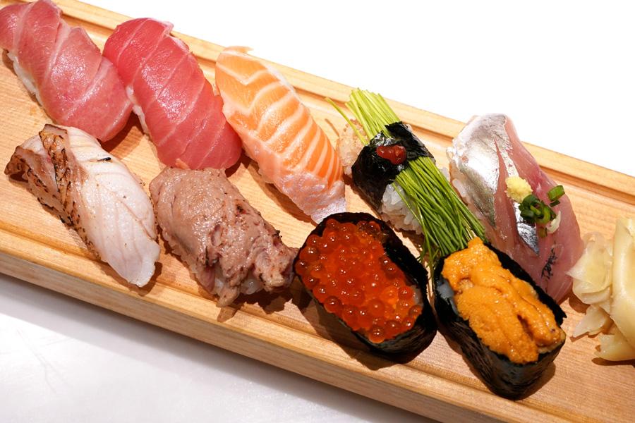 板前寿司 上野店お寿司食べ放題