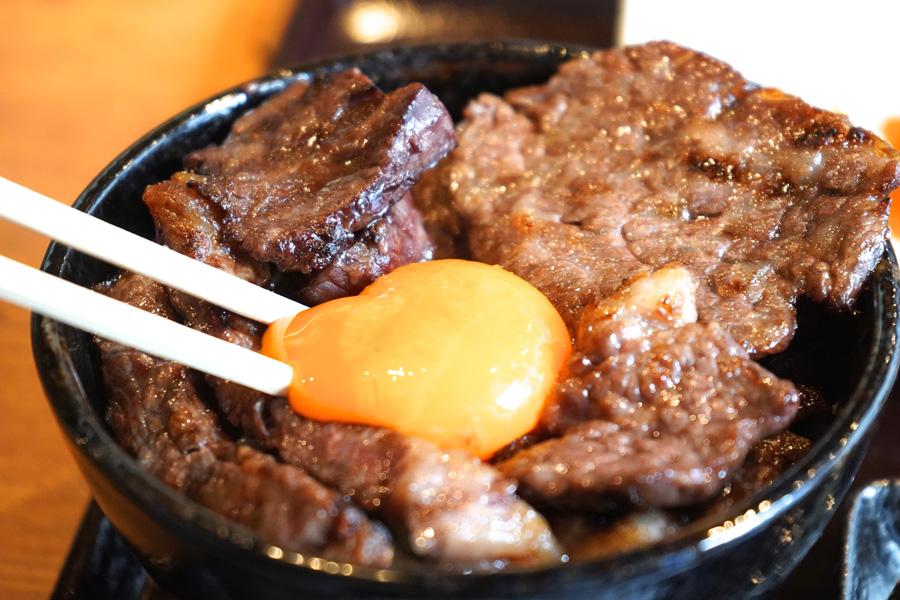 和牛職人 赤坂本店焼肉丼