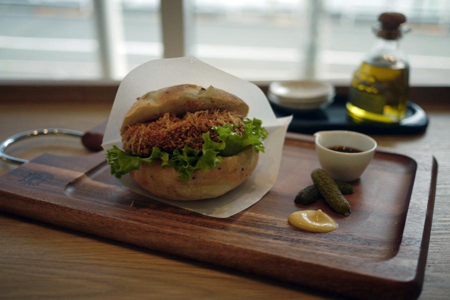 ドンク&RF1 YYG Burger