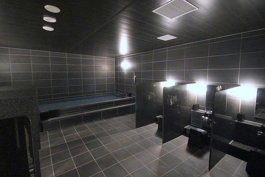 ファーストキャビン 東京ドームシティ 大浴場