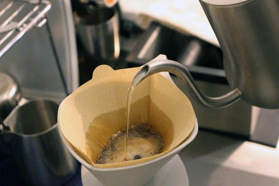 NUTTY'S CAFF コーヒー