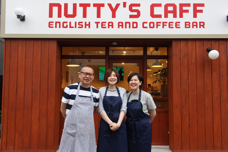 NUTTY'S CAFF「カスタードプリン」