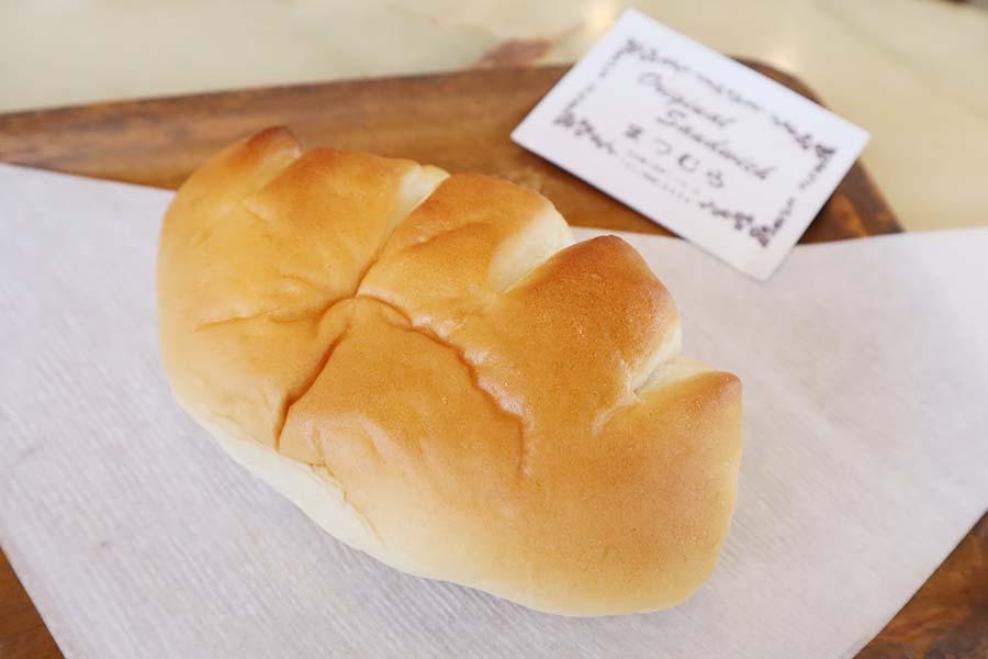 サンドウィッチパーラーまつむら_クリームパン