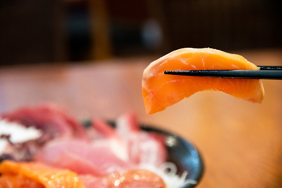 ほったらかし亭おまかせ刺身食べ放題