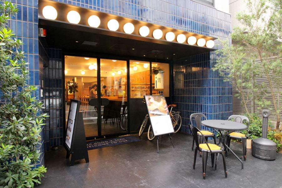 CAFÉ / MINIMAL HOTEL OUR OUR外観