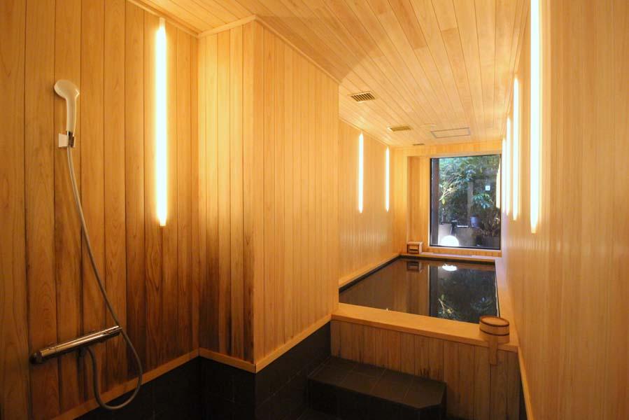 CAFÉ / MINIMAL HOTEL OUR OUR大浴場2
