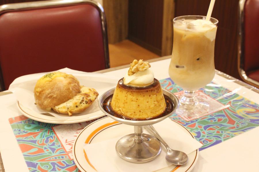 Cafe au lait Tokyo