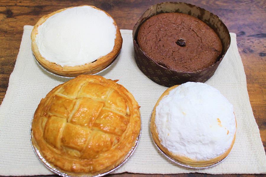 マミーズ・アン・スリール荒川工房 ケーキ集合