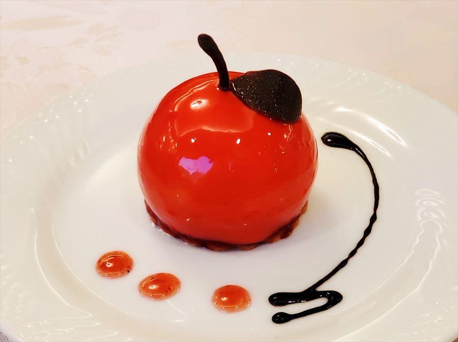 ポム~りんごのムース~