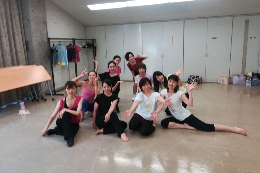 ダンス神楽坂カメラ
