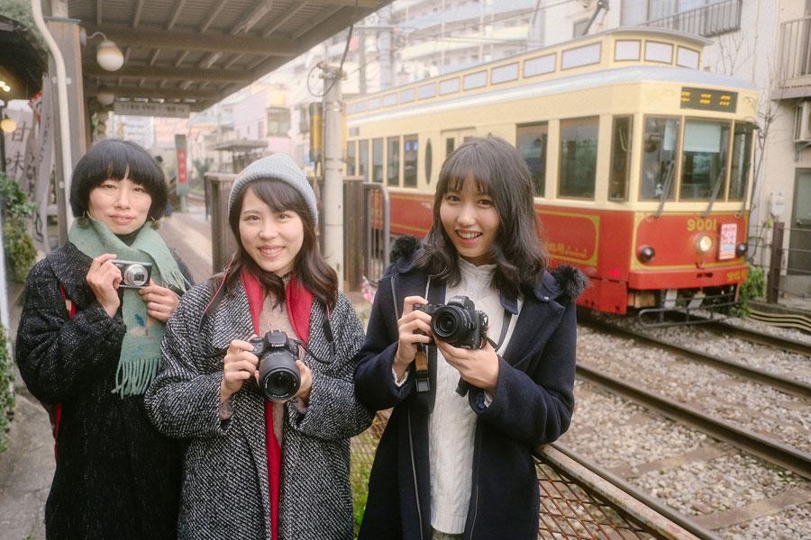 都電カメラ