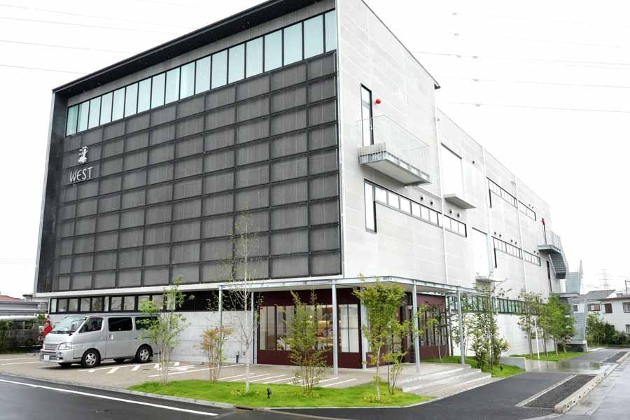 銀座ウエスト 日野工場直売店