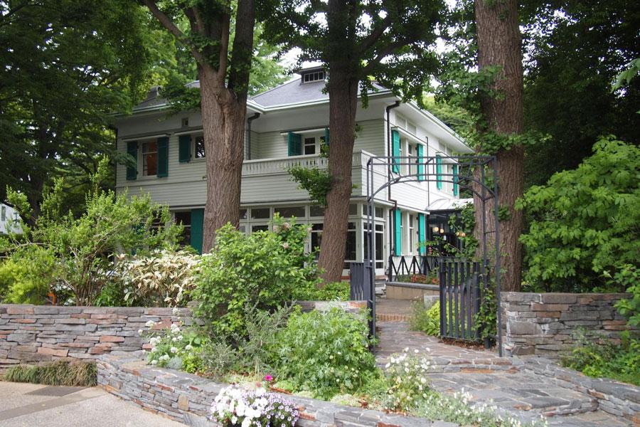 エリスマン邸(横浜山手西洋館)
