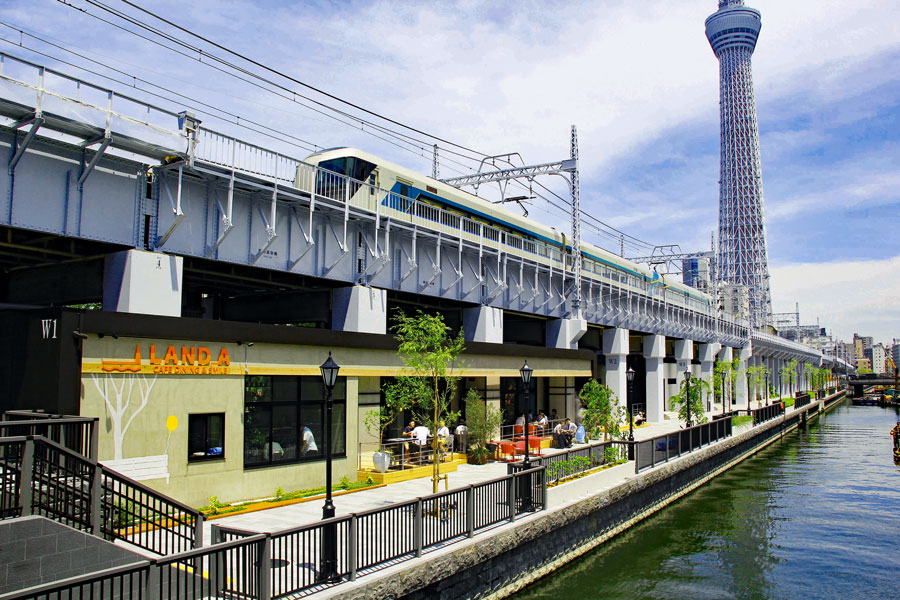 TOKYO mizumachi