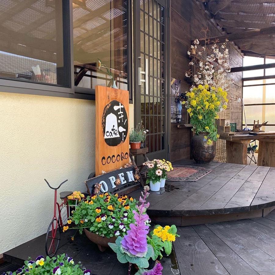 寺ノ下Cafe COCORO