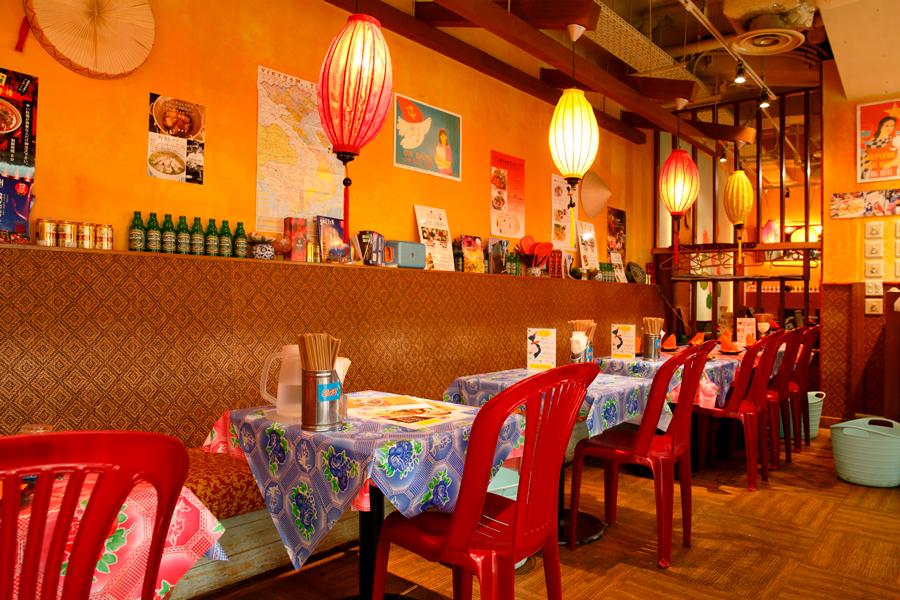 KHANHのベトナムキッチン・銀座999