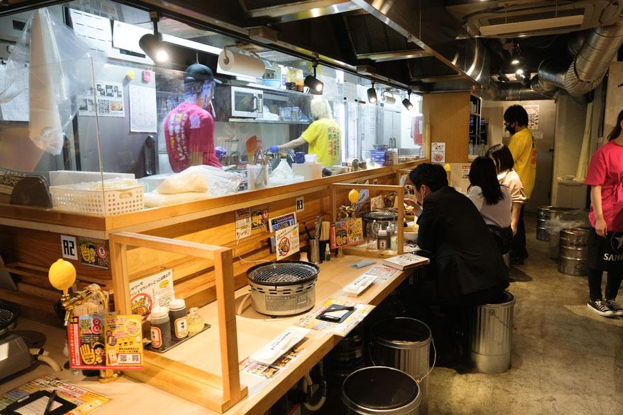 0秒レモンサワー(R) 仙台ホルモン焼肉酒場 ときわ亭 渋谷店
