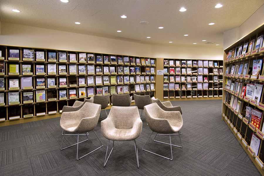 千代田区立日比谷図書文化館