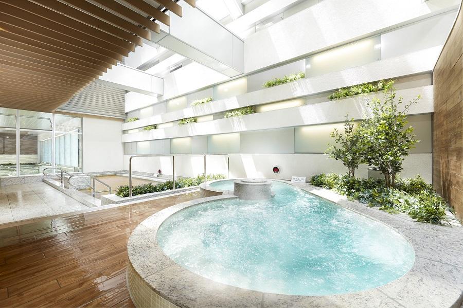 泉天空の湯 有明ガーデン