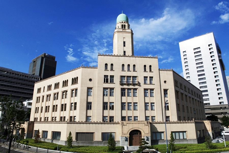 横浜税関本関庁舎外観
