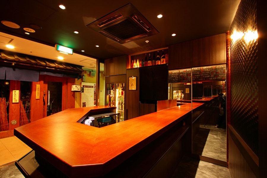『日本酒スタンド酛 (もと)』