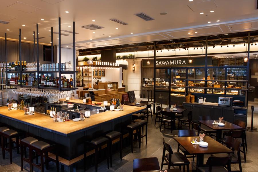 ベーカリー&レストラン SAWAMURA