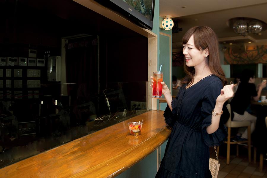 渋谷一人飲み