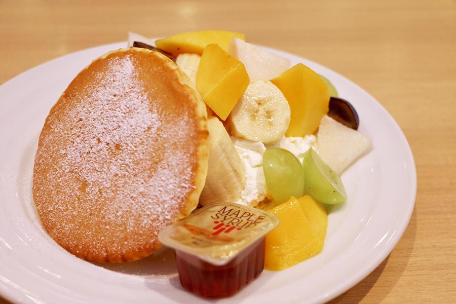 日替わりパンケーキ