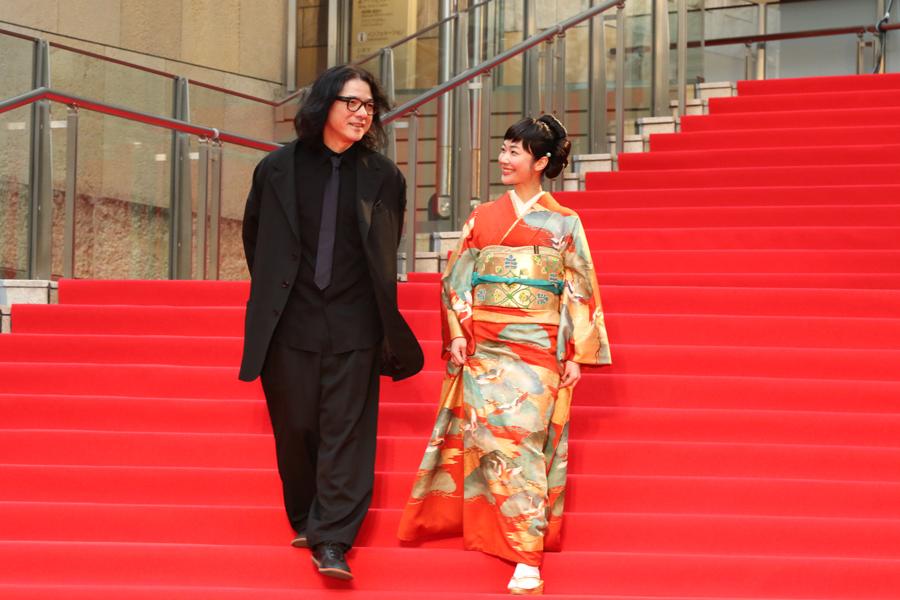 東京国際映画祭・昨年の様子