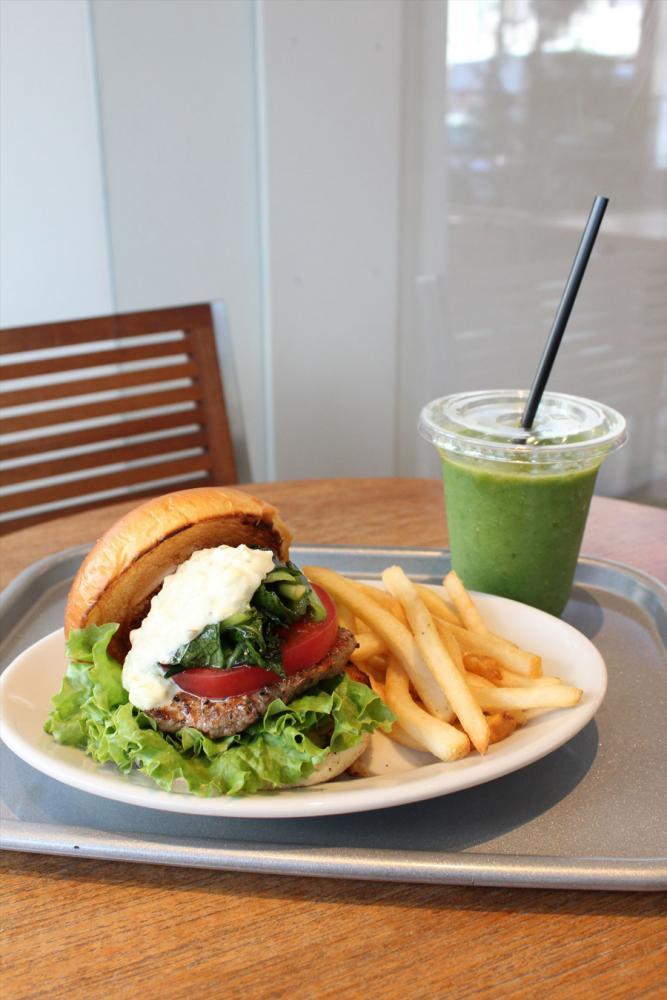 the 3rd Burger 青山骨董通り店 ハンバーガー