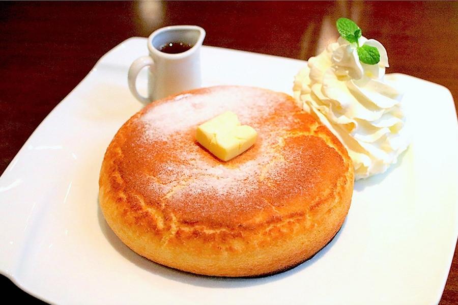 TAM TAM 石釜焼きホットケーキ