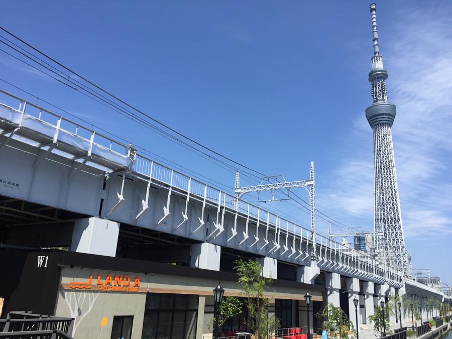 東京一人散歩