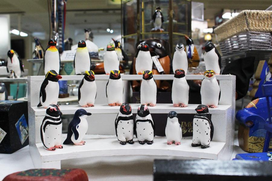 ペンギン&ゴルフギャラリー ペンギングッズ