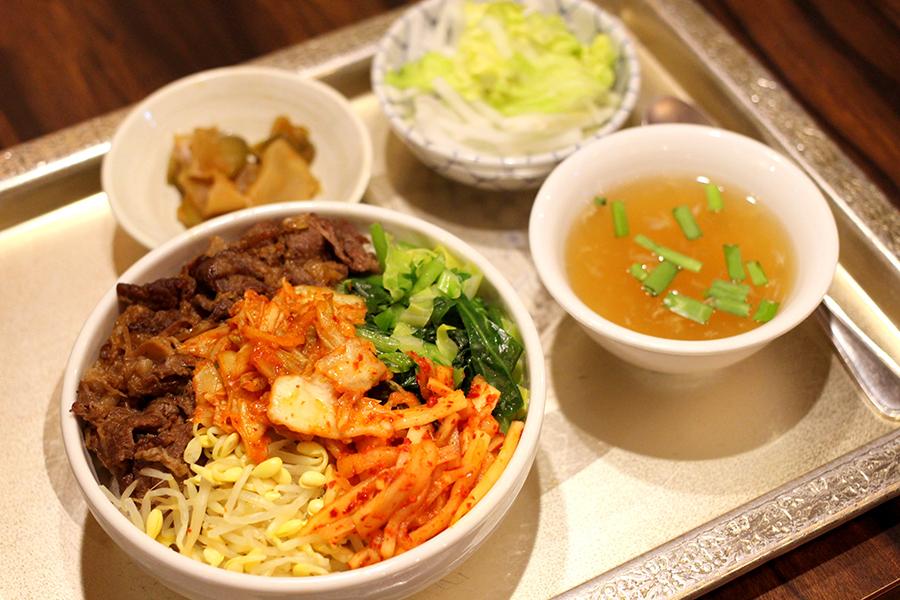 餃子専科 Dining Lee焼肉丼