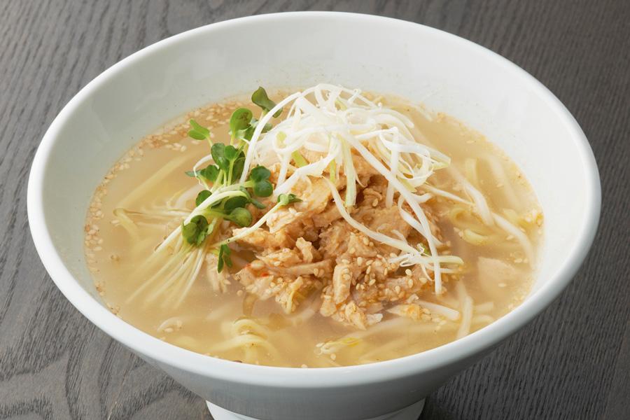 春水堂鶏湯麺