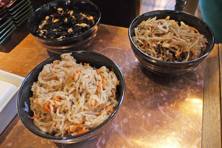 SUZU CAFE 六本木 和惣菜
