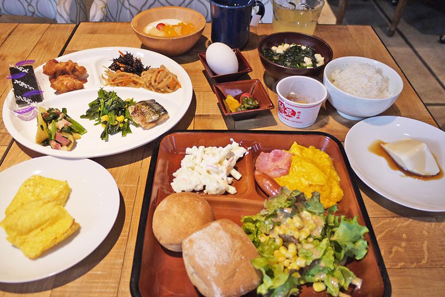 SUZU CAFE 六本木 モーニングビュッフェ
