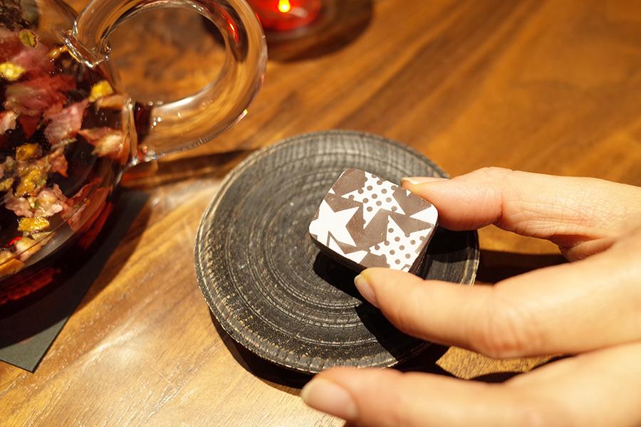 ジョウタロウ・サイトウ・カフェ銀座店 チョコレート