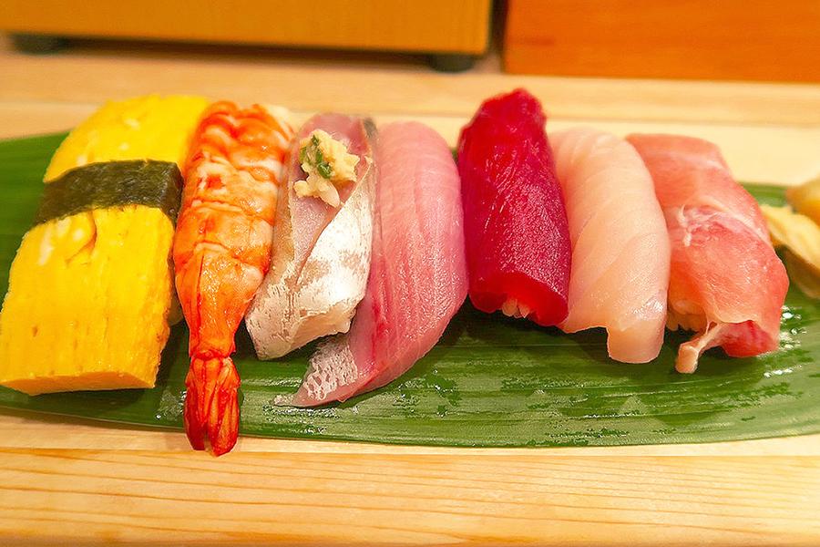 ぎんざ鮨一代 有吾 お寿司