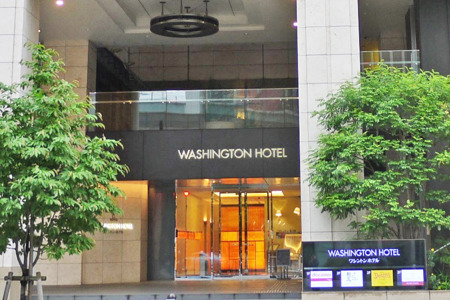秋葉原ワシントンホテル 外観
