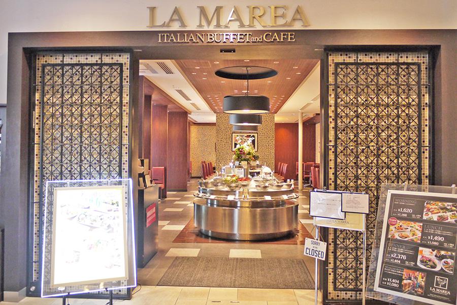 ITALIAN BUFFET and CAFE LA MAREA