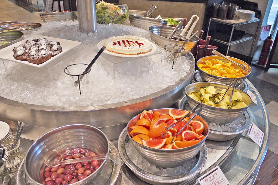 ITALIAN BUFFET and CAFE LA MAREA デザート