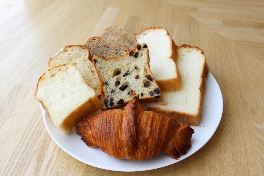 パンとエスプレッソと自由形