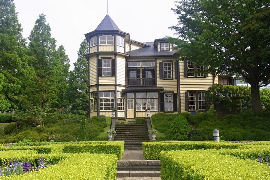 山手西洋館 外交官の家