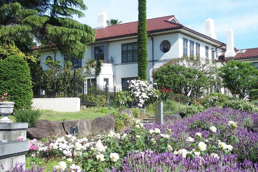 山手西洋館 庭園